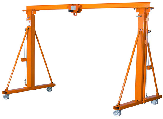 Why Do You Need A 1 Ton Gantry Crane?