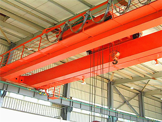 Weihua double girder overhead crane
