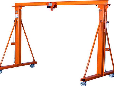 2 ton gantry crane for sale