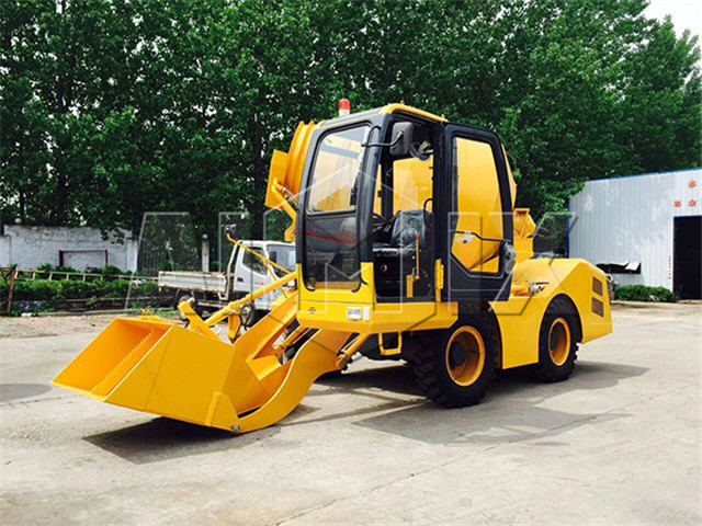 Self loading mobile concrete mixers manufacturers india